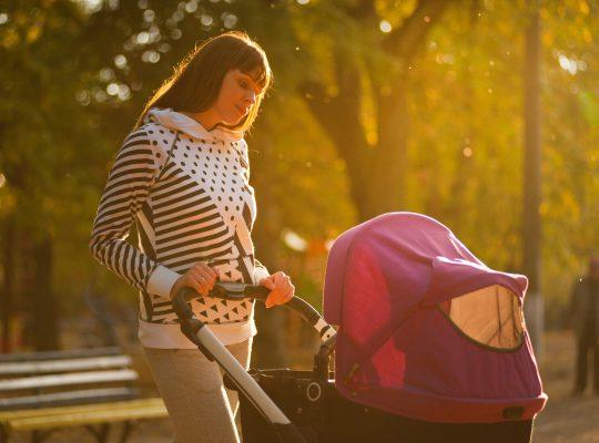 wózek dziecko